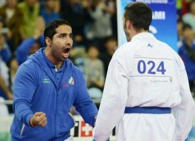روحانی: کاراته کاهای ایران را باید فینالیست دانست، اتفاقات اینچئون تکرار نمی گردد