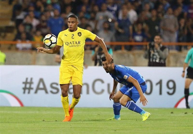 لیگ قهرمانان آسیا، پیروزی یک نیمه ای استقلال مقابل السد با یک گل به خودی