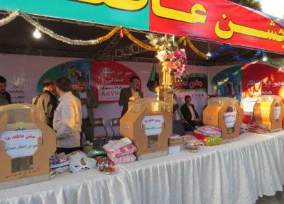 برپایی 1469 پایگاه جمع آوری کمک های مردمی در جشن عاطفه ها