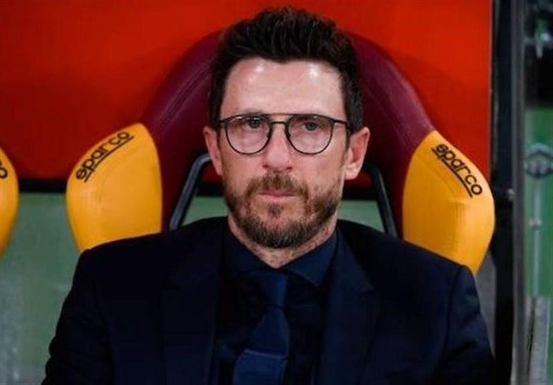 فوتبال دنیا، اوزه بیو دی فرانچسکو: مثل یک مرد مقابل مسائل واکنش نشان دادیم، تفاوت را در چشمان بازیکنان دیدم