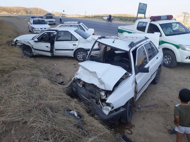 افزایش 1.7 درصدی تلفات حوادث رانندگی در پنج ماهه سال جاری
