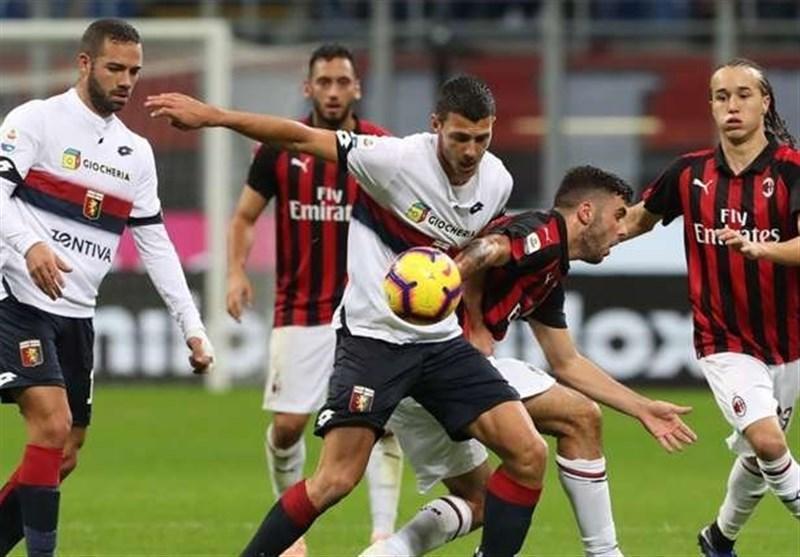 فوتبال دنیا، تکرار یک رکورد بد برای میلان بعد از 85 سال!
