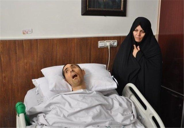 وضعیت سید نورخدا موسوی رو به بهبودی است