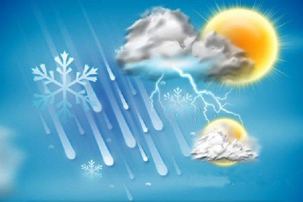 بارش برف و باران چهارمحال و بختیاری را فرا می گیرد