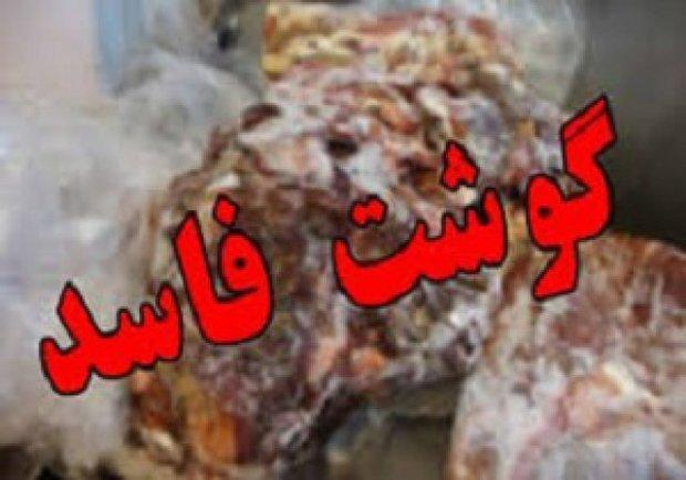 کشف و ضبط 3500 کیلوگرم گوشت قرمز منجمد در دزفول