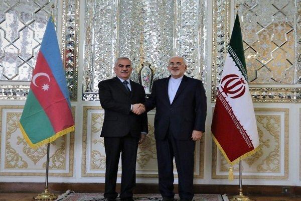 پیغام تبریک رئیس مجلس عالی جمهوری خودمختار نخجوان به ظریف