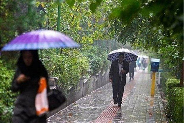 بارش ها در چهارمحال و بختیاری تداوم دارد