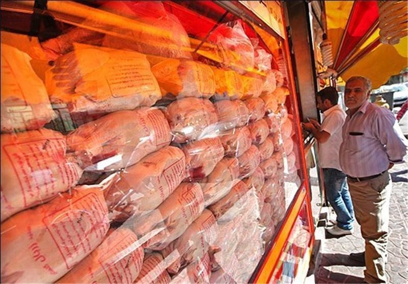 آخرین تحولات بازار مرغ، حداکثر قیمت هر کیلو مرغ 12 هزار تومان