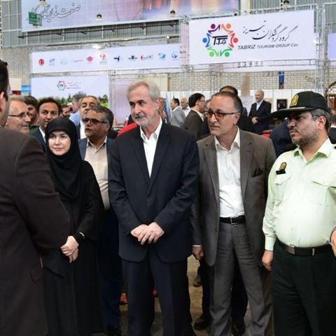 فعالیت بیش از 270 غرفه صنایع دستی و گردشگری در نمایشگاه تبریز