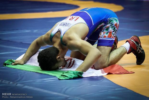 قهرمانی زودهنگام آزادکاران نوجوان ایران در آسیا