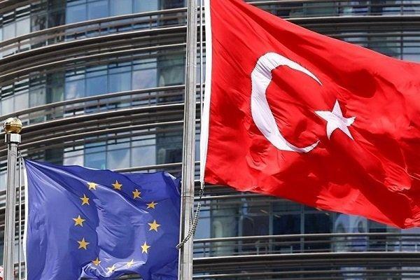 اتحادیه اروپا ترکیه را تحریم می نماید