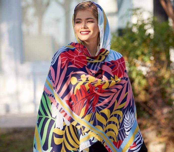 24 مدل روسری دخترانه؛ شیک و جذاب