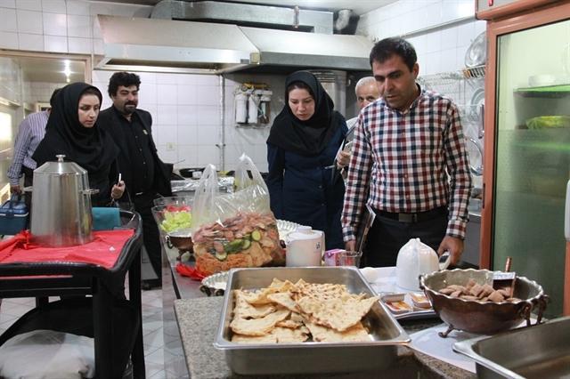 بازدید نظارتی کارشناسان گردشگری از هتل های آذربایجان غربی