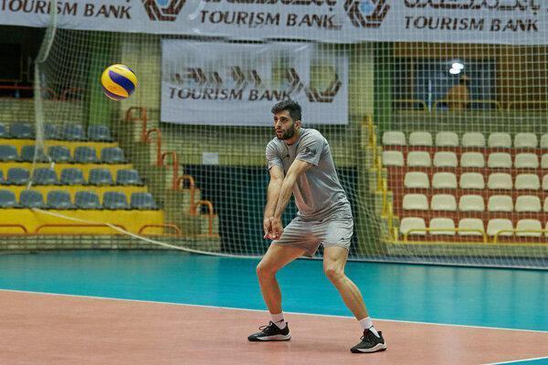 بازیکن تیم ملی والیبال ایران به مرخصی رفت