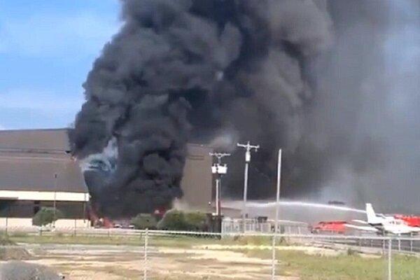 سقوط هواپیما در کلمبیا با 7 کشته و مجروح