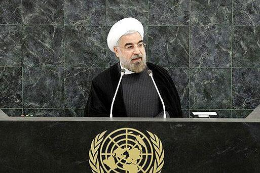 برای سخنرانی رئیس جمهور در سازمان ملل سه جمله پیشنهاد بدهید
