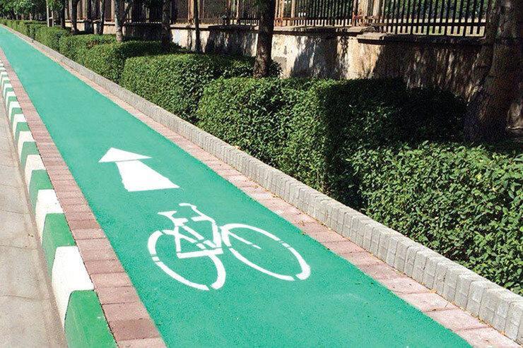 ایجاد 550 کیلومتر جهت دوچرخه در تهران تا پنج سال آینده