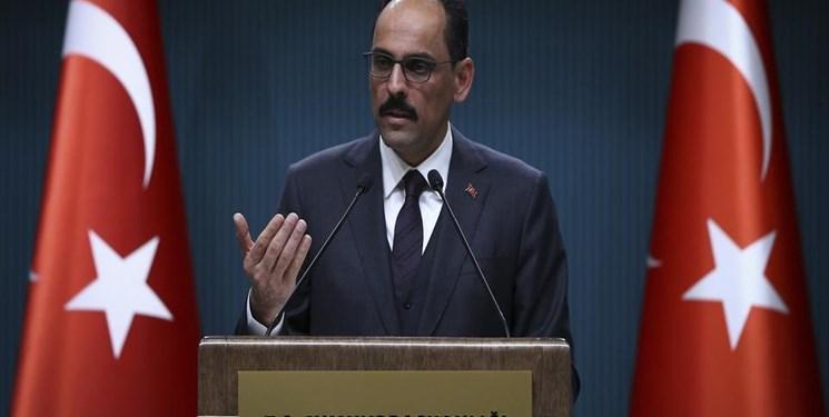 ترکیه: تروریست های مورد حمایت آمریکا به دنبال تغییر ترکیب جمعیت شمال سوریه اند