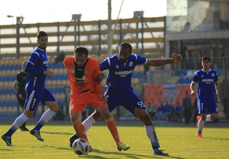 جام حذفی فوتبال، شهرداری با پیروزی در دربی ماهشهر راهی مرحله یک چهارم نهایی شد