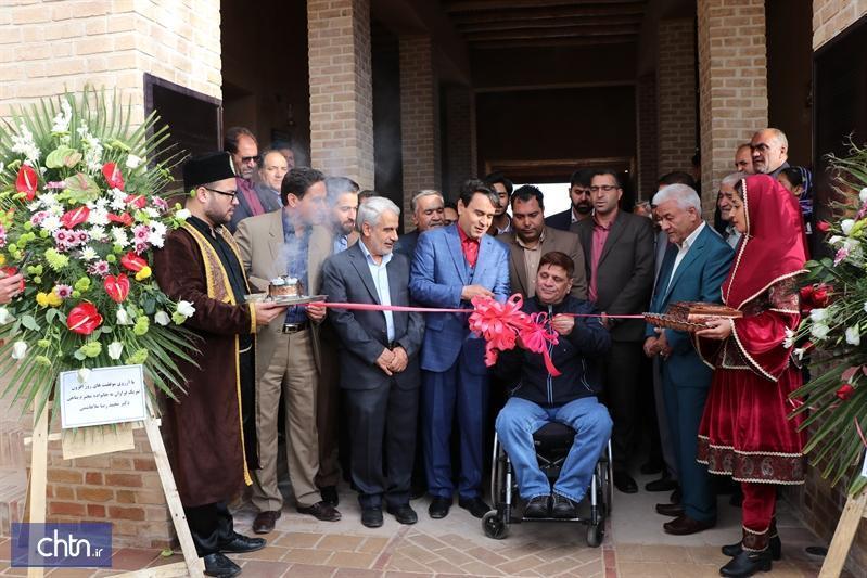 ارگ تاریخی میشیجان در خمین افتتاح شد