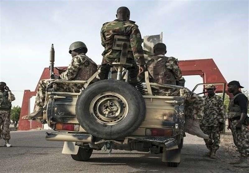 25کشته و 6 زخمی در حمله مسلحانه به پایگاه نظامی در نیجریه