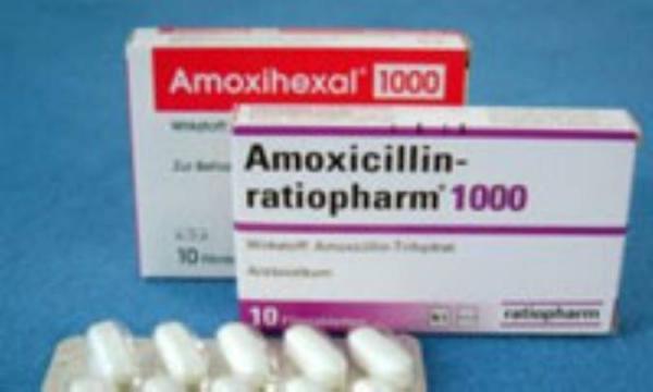 آموکسی سیلین Amoxicillin